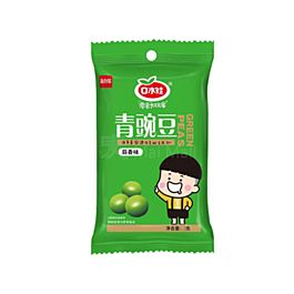 口水娃 青豌豆 蒜香味 60g