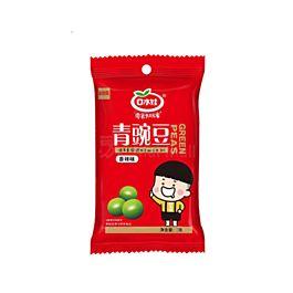 口水娃 青豌豆 香辣味 60g
