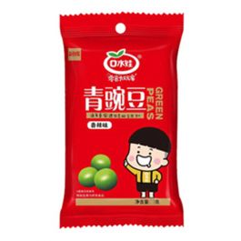 口水娃 青豌豆 香辣味 60g 保质期至2021.10.18