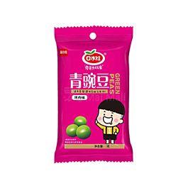 口水娃 青豌豆 烤肉味 60g