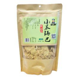 卧龙 小米锅巴 五香味 208g