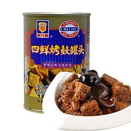 梅林 四季烤麸 354g