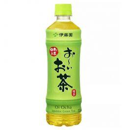 日本 伊藤园 绿茶饮料 525ml