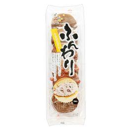 日本 SHIMIZU 小仓铜锣烧 红豆黄油味 6枚入 216g