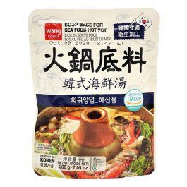 韩国 王牌 火锅底料 韩式海鲜汤 200g