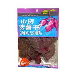 加减乘除 紫薯丝 145g 保质期至2021.10.15