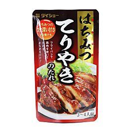 日本 DAISHO 蜂蜜烤肉酱 100g 保质期至16.10.2020