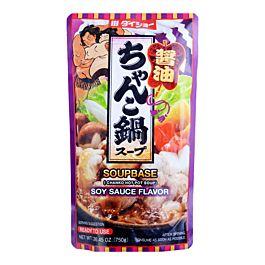 日本 DAISHO 日式酱油火锅汤底  (3-4人份) 750g