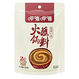 呷哺呷哺 火锅蘸料 香辣口味 120g