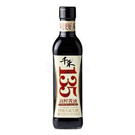 千禾 135高鲜酱油 500ml