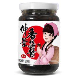 仲景 香菇酱 香辣 230g
