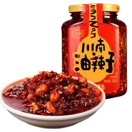 川南 拌菜拌面 油辣子 350g