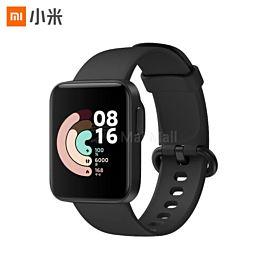 小米 Redmi Watch 智能手表 国际版 典雅黑