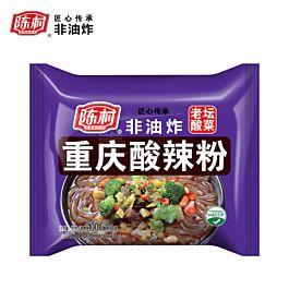 陈村 薯滋味 重庆酸辣粉 老坛酸菜味 100g
