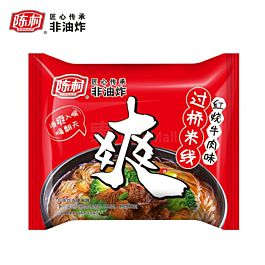 陈村 过桥米线 红烧牛肉味 100g