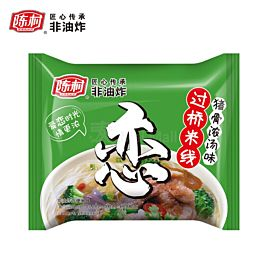 陈村 过桥米线 猪骨浓汤味 100g