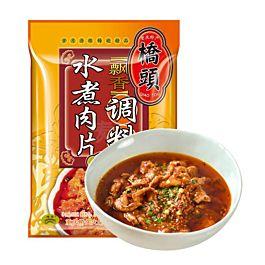 桥头 飘香麻辣 水煮肉片调料 120g