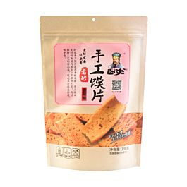 卧龙 手工馍片 香辣味 138g