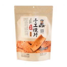 卧龙 手工馍片 孜然味 138g