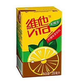 维他奶 VITA 柠檬茶 250ml