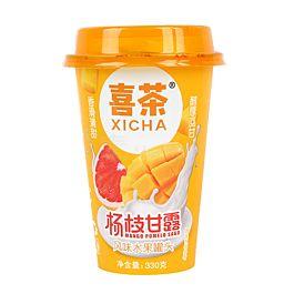 喜茶 杨枝甘露 风味水果罐头 330g