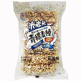 米老头 农夫小舍青稞麦棒 花生味 150g