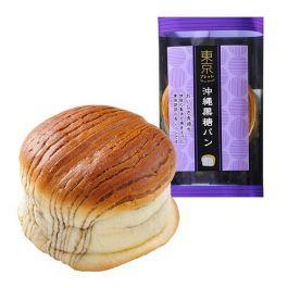 日本 东京 手撕面包 冲绳黑糖味 70g