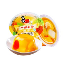 喜之郎 什锦果肉果冻 200g