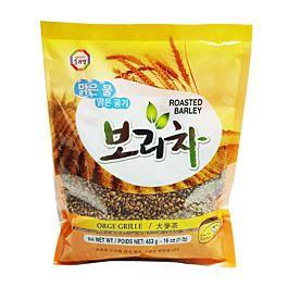 韩国 sura大麦茶 453g