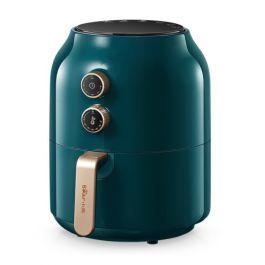 小熊Bear 空气炸锅 家用3.5L大容量 无油定时调温多功能电炸锅鸡锅薯条机