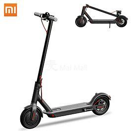小米 米家电动滑板车1S 折叠 便携迷你型 双轮代步车 超长续航  欧洲版