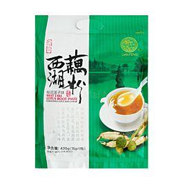 莲峰 西湖藕粉 桂花莲子味 420g