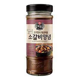韩国 BEKSUL 韩式牛骨烧烤酱 500g