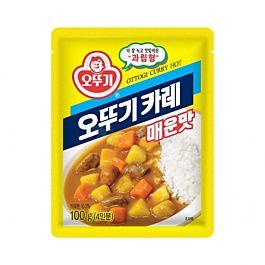 韩国 OTTOGI  即食料理咖喱粉 辣  100g