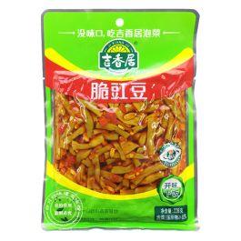 吉香居 脆豇豆 228g