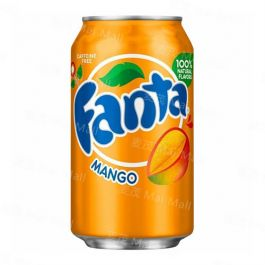 Fanta 芬达 芒果味 355ml