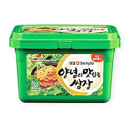 韩国 Sempio 膳府 包饭酱 大豆酱 500g