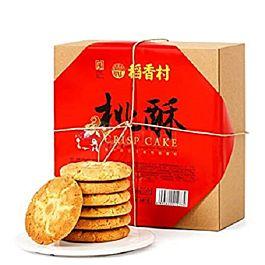 稻香村 中华老字号 桃酥 640克