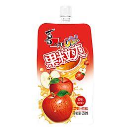 喜之郎 Cici果粒爽 苹果 350ml