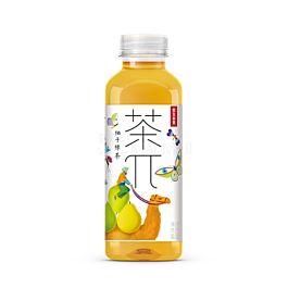 农夫山泉 茶π 柚子绿茶 500ml 保质期至2021.11.24