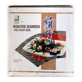 寿司紫菜 50枚 超大包装 140g