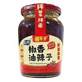 与美 椒香油辣子 拌菜拌面 230g