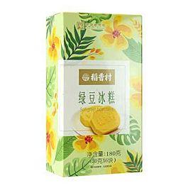 中华老字号 稻香村 绿豆冰糕 180g