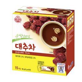 韩国 OTTOGI 红枣茶 15袋装 15x13g
