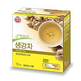 韩国 OTTOGI 生姜茶 15袋装 15x13g