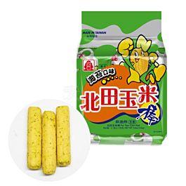 台湾 北田玉米棒 海苔口味 100g