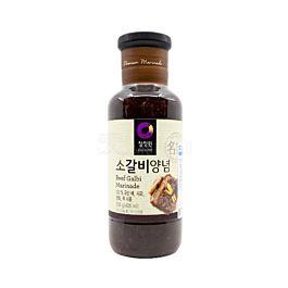 韩国 清净园 牛骨腌肉汁 280g