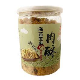信友福 海苔芝麻肉酥 肉松 110g