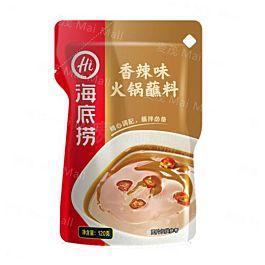 海底捞 火锅蘸料 香辣味 120g