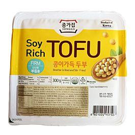 韩国 JONGGA 豆腐 适合煎炸 300g